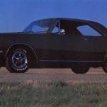 Dodge Barracuda Muscular Car Is Here